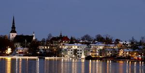 Socialdemokraterna och Cenrepartiet styr Lindesbergs och ger en ljus bild av kommunen.