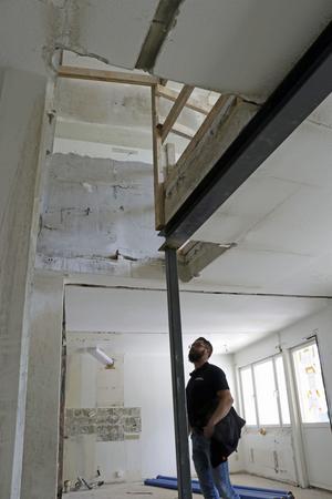 Från sunkig etta till en etage-lägenhet på fem rum och kök. Vissa av projekten i Regnbågen är extra spännande, kan Patrik Moberg berätta.