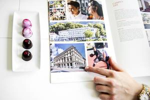 Utbildningen Culinary Arts Academy Switzerland ligger i Luzern i Schweiz.