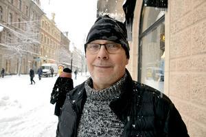 Lennart Rudbo, 60, kock, Njurunda:
