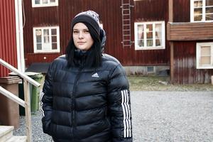Izabella Axelsson har börjat få ordning på sitt liv. Nu siktar hon på att börja studera till våren.