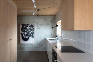 Köket i villan. Foto: Notar.