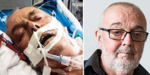 Ove Stadigs familj fruktade för hans liv, men han har fått ett nytt.
