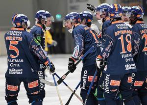 Bollnäs har fått jubla mest i fyra av de sex senaste seriematcherna mot Broberg.