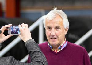 Curt Lundmark, arrangör av Västerås idrottsgala, hoppas att intresset för galan ökar inför kommande år.