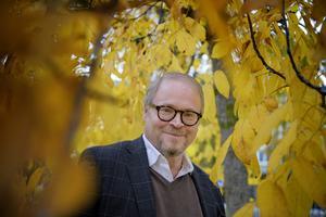 Fredrik Lindström kommer till Gävle på fredag. Foto: Jessica Gow / TT