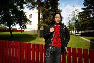 Jinn Li röstade i söndags. Han tror att många soffliggare är besvikna på att politiker inte alltid håller vad de lovar.