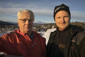 Håkan Olofsson äger fastigheten som Anton Håkansson jobbat med.