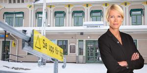 Enligt Saila Quicklund har länet en olycklig historia av att ha åkt till departementen med olika besked i stället för att tala med en röst.