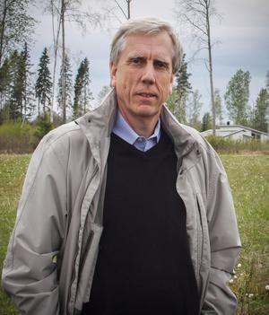 Ulf Lademyr är markchef på Avesta kommun.Arkivfoto: Ulrika Eklund