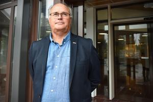Peter Egardt är kommunalråd i Älvdalen och konstaterar att det efterfrågas flera bostäder i kommunen.