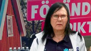 Politiska vilden Ulla Vikander hoppar av politiken helt. Jag orkar inte just nu säger hon. Foto: Privat