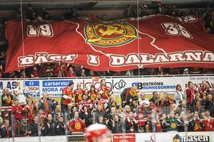Publikbild från Jalas Arena.