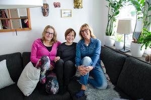 För Sara Sidén, Pia Björklund och Lotta Nykvist betyder