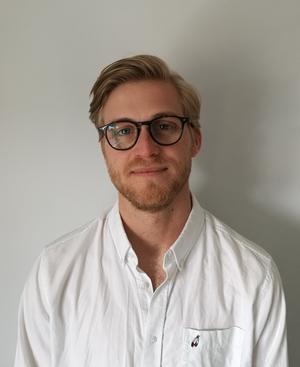 Mikael Sjöstrand är meteorolog vid Foreca.