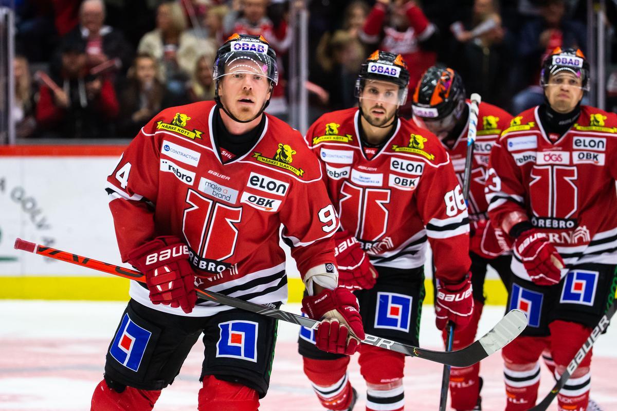 10.15: Örebro Hockey drar igång veckan – följ dagens träningspass här