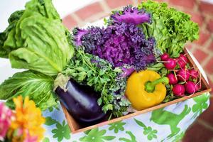 Mer frukt och grönt för att minska risken för cancer, lyder råden.