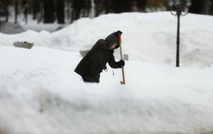 Snöskottning som arbetsträning finns hos AMI.