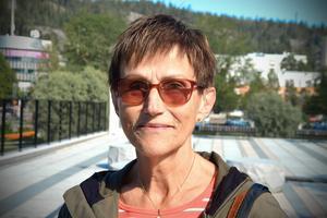 Margit Svennerstam, 70, pensionär, Sundsvall