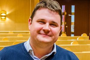 Niklas Säwén är ordförande i socialnämnden i Sundsvall.
