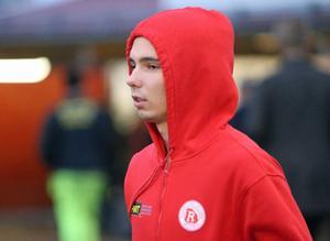 Gleb Chugunov är ett steg närmare att bli U21-världsmästare efter helgens vinst i första deltävlingen. För en knapp månad sedan fick han lämna Rospiggarna.
