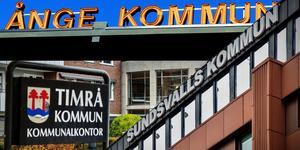 Om kommunerna vore företag skulle alla deras pensionsskulder behöva inkluderas i balansräkningarna.  I ett sådant scenario uppvisar Timrå och Ånge negativ soliditet. Sundsvall klarar sig bättre. Fotot är ett montage.