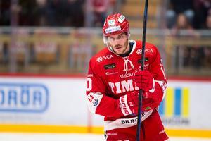 Johan Persson kommer kunna bidra offensivt, om han får vara skadefri. Foto: Pär Olert/BILDBYRÅN
