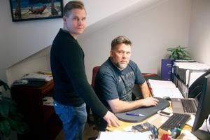 Omsättningen har tiodubblats sedan Joakim Ihrfors och Magnus Andersson startade företaget 2006.