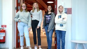 """Elever visar filmer om Värnamos historia: """"Det känns nervöst men ändå coolt"""""""