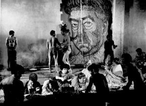 Dekadent gästabud efter Petronius förlaga i Fellinis ökända film