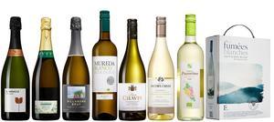 Fräscha bubblande och vita viner att skåla med på vårens och sommarens fester. Samtliga finns i bolagets ordinarie sortiment.