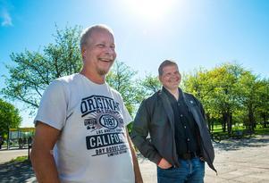 När Janne Tervo fick operera bort sina njurar erbjöd sig barnomsvännen Andreas Vaaraniemi att donera en av sina njurar.