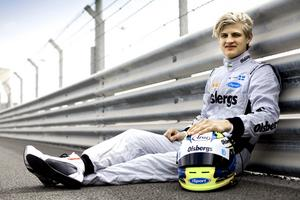 2011: GP2 på Marina Circuit i Singapore. Arkivfoto: Alastair Staley