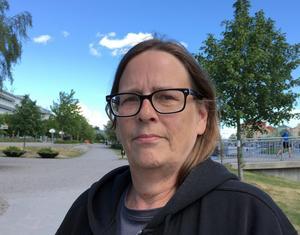 Ulla Eriksson, 58 år, undersköterska, Dala-Järna