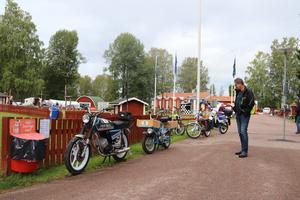 Mellstaträffen – eller Mopedernas Woodstock – på Mellsta camping i Borlänge satte nytt deltagarrekord i somras.