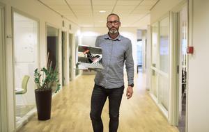 Peter Nyström är platschef på Anticimex i Sundsvall och Östersund.