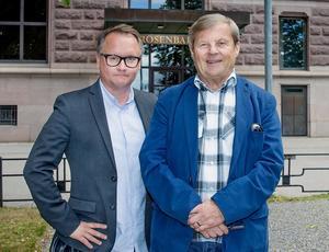Vem tar makten här i Rosenbad? Robban Andersson och Klas Leffler tog pulsen på partiledarna.