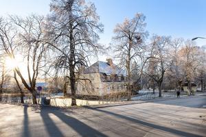 Foto: Tomas Arvidsson, Bostadsfotograferna Villa Bella lockar många till Hemnet. Huset ligger på klicktoppen för andra veckan i rad.