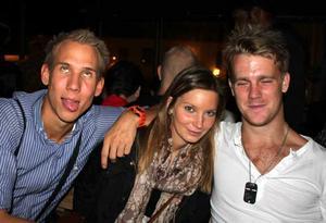 Bill & Bob. Kenyanen, Emmy och Niklas