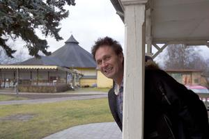 Bara fantasin sätter gränser, tycker Håkan Carblom, som vill utveckla Ljusdals folkpark.
