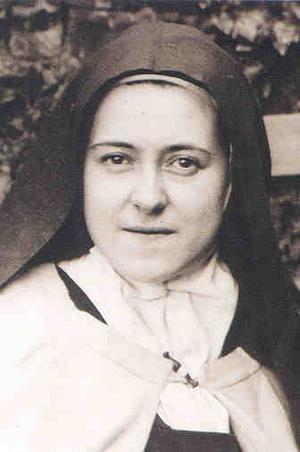 Lilla Thérèse - eller Thérèse av Jesusbarnet som blev hennes namn i klostret.