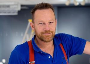 Dan Åman, 55 år, snickare och fd Timråspelare, Sundsvall