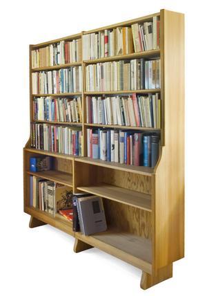 Ingmar Bergmans välfyllda bokhylla heter