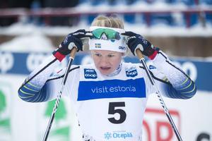 Maja Dahlqvist vid ett tidigare tillfälle.