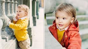 Prins Alexander fyller två år den 19 april. Foto: Erika Gerdemark, Kungahuset.se