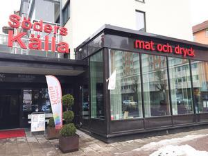 Stand up-klubben Gasta ställde in shower 10, 17 och 24 oktober på Söders källa.