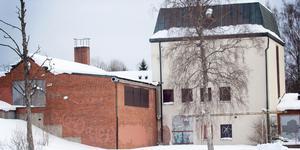 Gamla vattenverket Norberg.