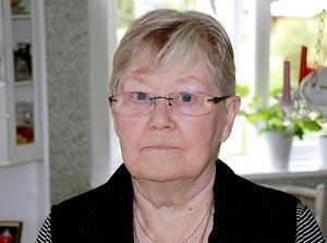Ann-Gret Olsson, ordförande i socialnämnden, säger att de anställda inom demensvården