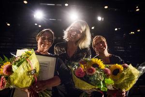 Annika Brunsten, Monica Wilderoth och Klara Björk.