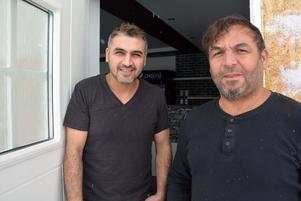 Om allt går enligt planerna öppnar Ali Altun och Kazim Altun sin nya restaurang i Mellansel på torsdag.